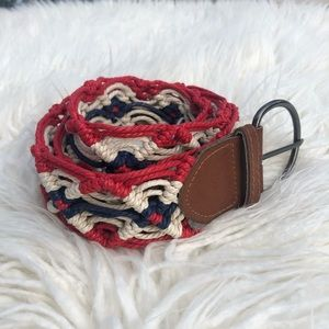 Wild USA Crochet Patriotic Belt 7